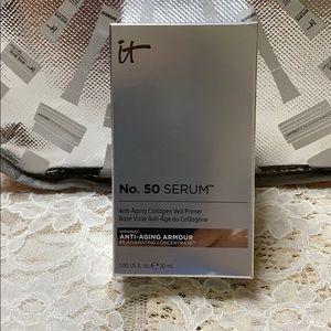 It No. 50 serum Anti aging Collagen veil primer
